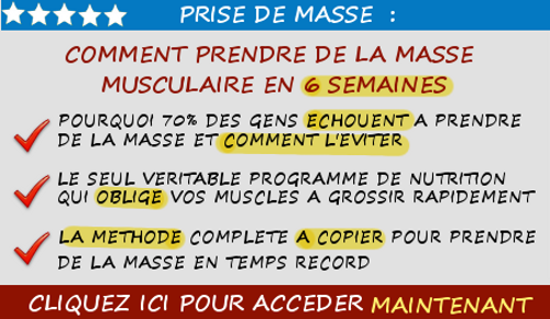 comment vite se muscler